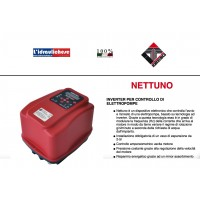 NETTUNO INVERTER 380/380 PER POMPE MAX 3HP ITALTECNICA MADE IN ITALY
