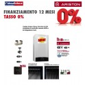 CALDAIA ARISTON A CONDENSAZIONE GENUS ONE NET 24 KW art.3301113 METANO O GPL +KIT FUMI e comando remoto  WI-FI