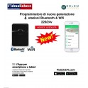 Programmatore SOLEM SMART-IS  Wi-Fi e Bluetooth®  4 stazioni 220/24v