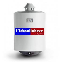 Scaldabagno a gas radi ariston litri 80 tiraggio naturale for Scaldabagno di plastica