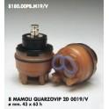 CARTUCCIA PER MISCELATORE 8 MAMOLI QUARZOVIP 2D 0019/V MM.43X63h
