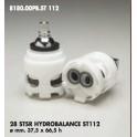 CARTUCCIA PER MISCELATORE 28 HYDROBALANCE ST112 MM.37.5X66.5h