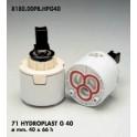 CARTUCCIA PER MISCELATORE 71 HYDROPLAST G 40  MM.40X66h