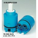 CARTUCCIA PER MISCELATORE 78 CICE 35/D MM.35X73h