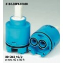CARTUCCIA PER MISCELATORE 80 CICE 40/D MM.40X80h