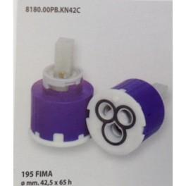 CARTUCCIA PER MISCELATORE 195 FIMA MM.42.5X65h
