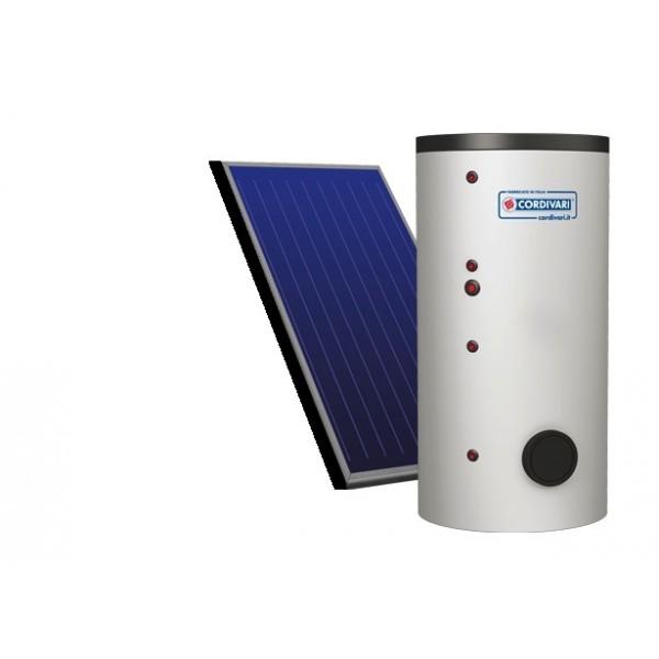 Pannello Solare Termico Cordivari : Sistema solare termico cordivari litri pannello