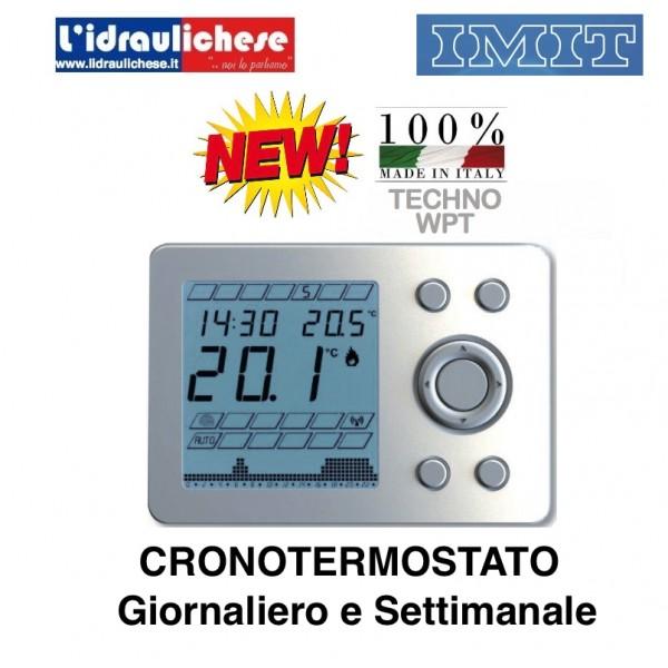 Cronotermostato Digitale imit IMIT TECHNO WPT Cronotermostato Settimanale