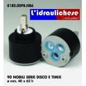 CARTUCCIA PER MISCELATORE 90 NOBILI SERIE DISCO E TIMIX MM.40X62h