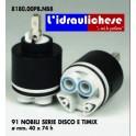 CARTUCCIA PER MISCELATORE 91 NOBILI SERIE DISCO E TIMIX MM.40X74h