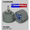 CARTUCCIA PER MISCELATORE 100 NOBILI MM.45X61 H