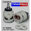 CARTUCCIA PER MISCELATORE 101 TEOREMA MM.37,5X66,5 H
