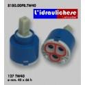 CARTUCCIA PER MISCELATORE 127 TW40 MM40X66 H