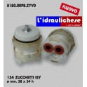 CARTUCCIA PER MISCELATORE 154 ZUCCHETTI ISY MM.38X54H