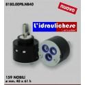 CARTUCCIA PER MISCELATORE 159 NOBILI  MM.40X61H
