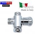 DEVIATORE DOCCIA BOSSINI 1/2 mf E600030