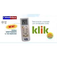 Telecomando universale per climatizzatori d'aria KLIK Fintek