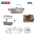 SANINEUTRAL SFA  neutralizzatore per acque di condensa delle caldaie a condensazione (sino a 50 Kw)