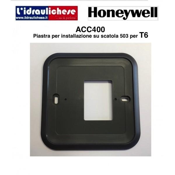 Honeywell Piastra Per Installazione Su Modulo 503 Per T6 Lyr ACC400
