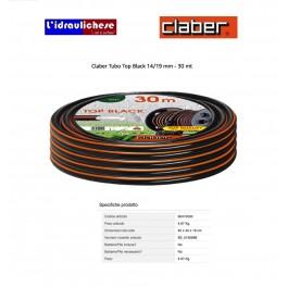 """Claber Tubo Top Black """"Atossico""""14/19 mm - 30 mt"""