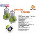 Elettropompa Sommergibile GLONG mod.Spring Combo Acque chiare e scure HP.0,75