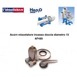 Acorn Miscelatore da incasso completo diametro 15  AF480