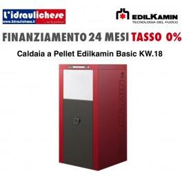 CALDAIA EDILKAMIN  A PELLET BASIC  KW.18