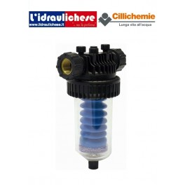 Cillit-Duna Dos 10007AA Dosatore Idrodinamico di Sali Polifosfati diametro 3/4