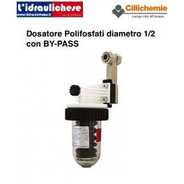Cillichemie-immuno 153 by-pass FG dosatore di polfosfati diametro 1/2