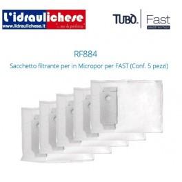 Sacchetto filtrante per in Micropor per FAST (Conf. 5 pezzi)