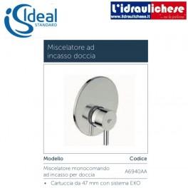 CERALINE MISCELATORE INCASSO DOCCIA A6940AA