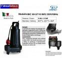 POMPA A IMMERSIONE DRENO BIC 50-2/110 M/G 230V/50Hz