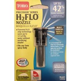UGELLO TORO MOD.precision Spray ANGOLO FISSO DI  90°
