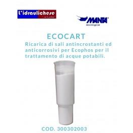 Ricarica di sali antincrostanti ed anticorrosivi Manta  per Ecophos