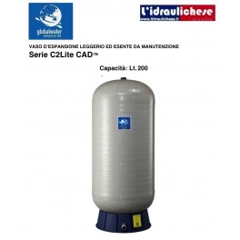 POLMONE SANITARIO GLOBAL WATER LITRI 200 C2B-200LV