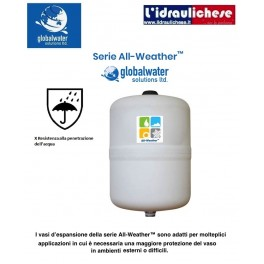 POLMONE SANITARIO GLOBAL WATER LITRI 25 Serie All-Weather