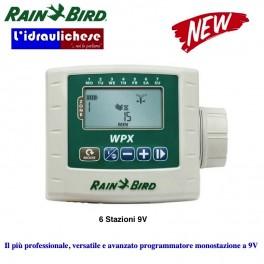 Nuovo programmatore 6 stazioni a batteria Rain Bird WPX6