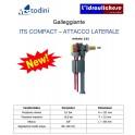 Rubinetto galleggiante fluidmaster 3/8 attacco laterale Its Todini 3.01