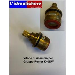 VITONE DI RICAMBIO ORIGINALE REMER PER GRUPPO K40DW