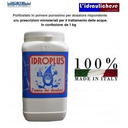 Polifosfato in Polvere UNIVERSALE da kg.1 Locatelli  Prodotto Italiano