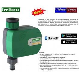 Programmatore IRRITEC Bluetooth da rubinetto Green Timer GTB