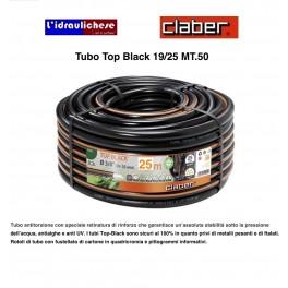 """Claber Tubo Top Black """"Atossico""""19/25 mm - 25 mt"""