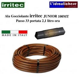ALA GOCCIOLANTE IRRITEC MARRONE MT.100 PASSO 33