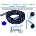 TUBO PVC FLESSIBILE BARRIERFLEX CDS DIAMETRO 50 MT.50