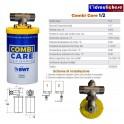 BWT AC002100 Combi Care Dosatore di Polifosfato Inibitore Scala, Bianco 1/2