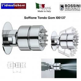 SOFFIONE DOCCIA BOSSINI IN OTTONE PESANTE I00137