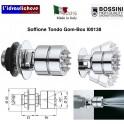 SOFFIONE DOCCIA BOSSINI IN OTTONE PESANTE I00138