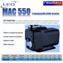 LEO MAC 550 ELETTROPOMPA  AD INVERTER 550W