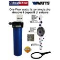 OneFlow Watts diametro 3/4 sistema anticalcare Brevettato OFTWH-R 23 L/MIN