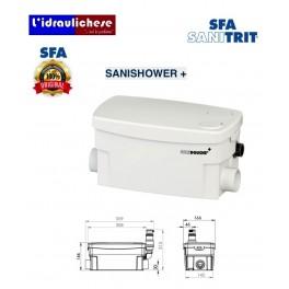 TRITURATORE SFA  SANISHOWER PLUS+